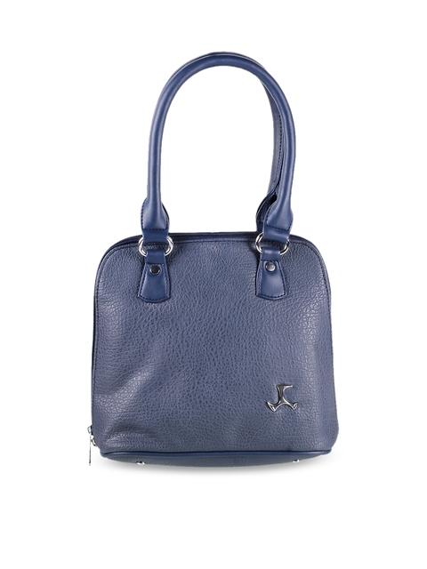 Mochi Blue Solid Shoulder Bag
