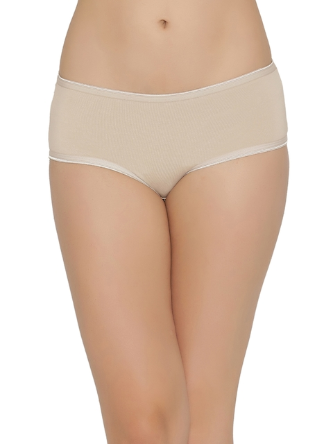 fed835f9154 39%off Clovia Women Beige Hipster Briefs PN2379P24