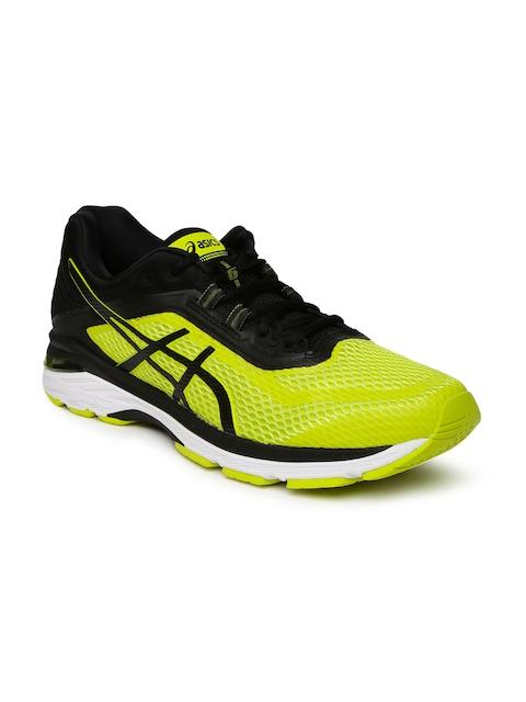 ASICS Men Black GT-2000 6 Running Shoes