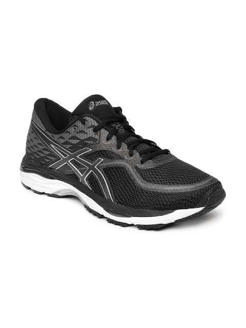 Asics Black GEL-CUMULUS 19 Running Sports Shoes
