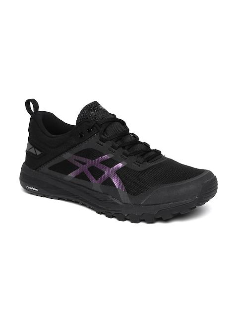 ASICS Men Black GECKO XT Running Shoes