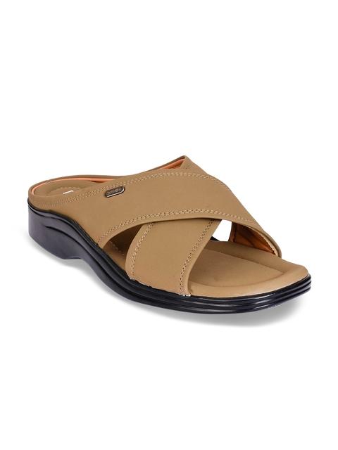 Action Men Brown Comfort Sandals