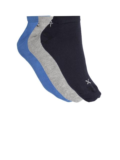 HRX by Hrithik Roshan Men Pack of 3 Ankle-Length Socks