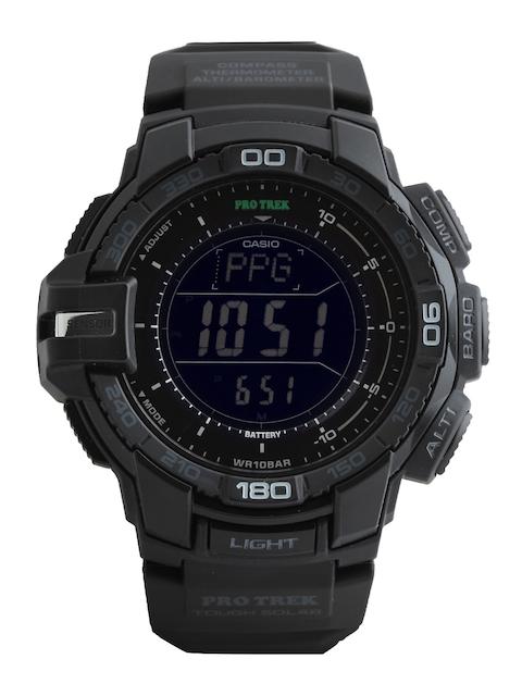 CASIO Outdoor Men Black Dial Protrek Watch PRG-270-1ADR - SL72