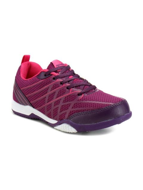 Sparx Women Mauve Running Shoes