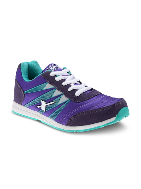 Sparx Women Purple Running Shoes