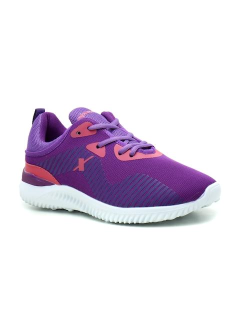 Sparx Women Purple Running Shoes
