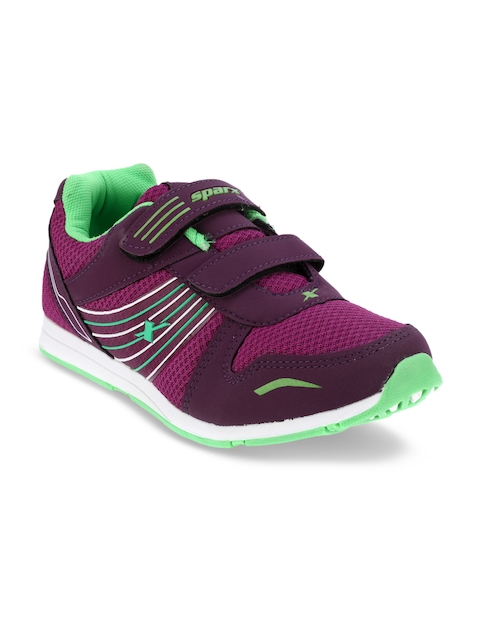 Sparx Women Magenta Running Shoes