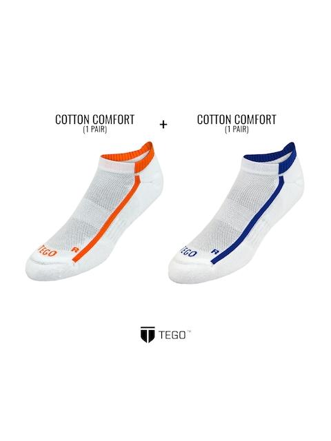 TEGO Pack of 2 Cotton Comfort Socks