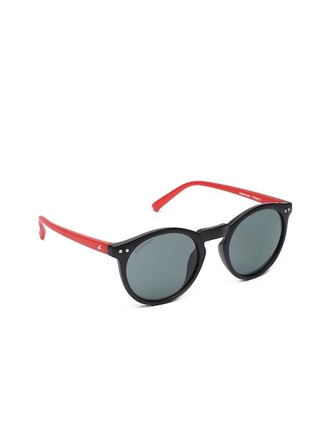 Fastrack Men Round Sunglasses P383BK13