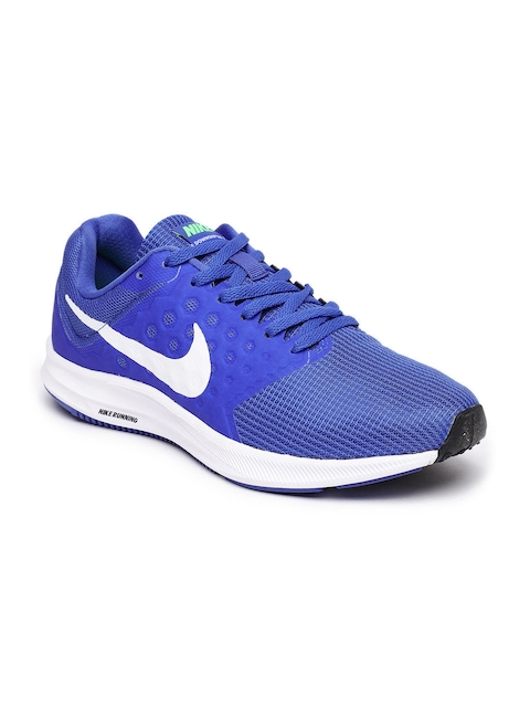 Nike Men Blue Downshifter 7 Running Shoes