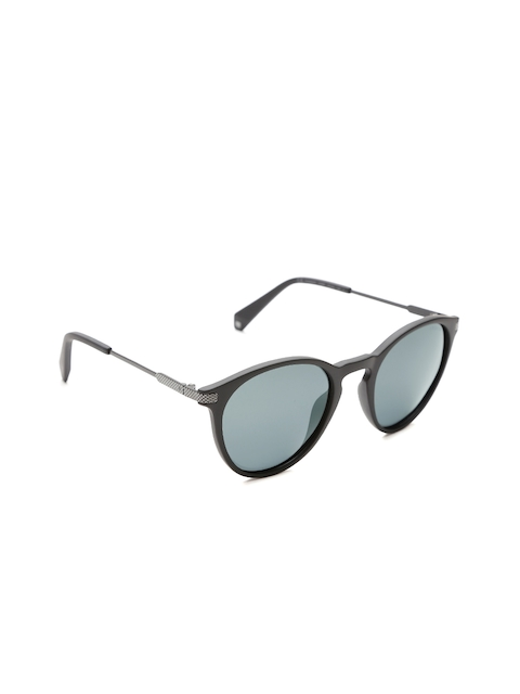 Polaroid Unisex Polarised Oval Sunglasses 2062/S 003 50M9