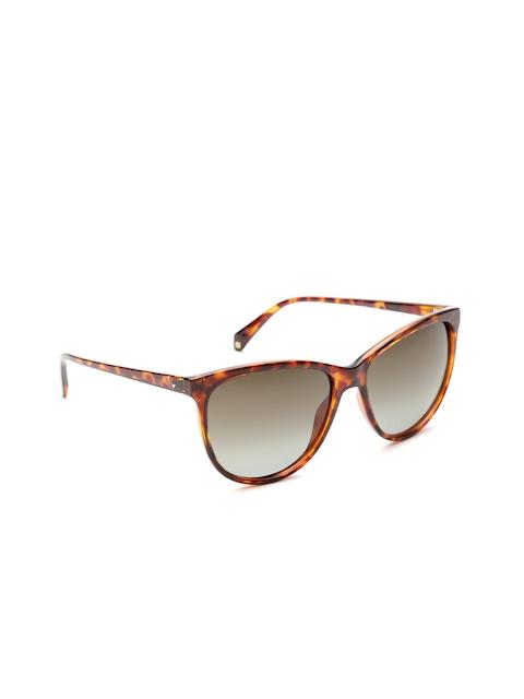 Polaroid Women Polarised Cateye Sunglasses PLD 4066/S 086 57LA