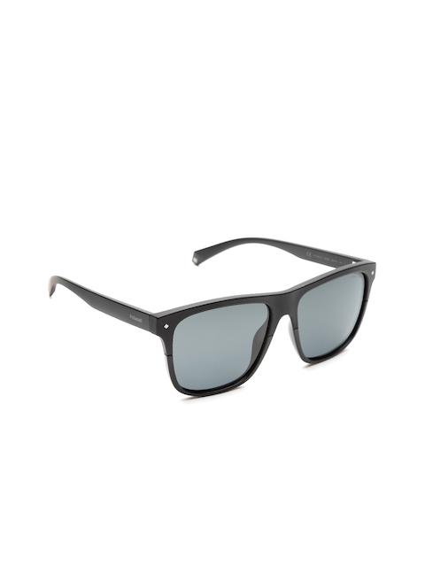 Polaroid Unisex Polarised Wayfarer Sunglasses 6041/S 807 56M9