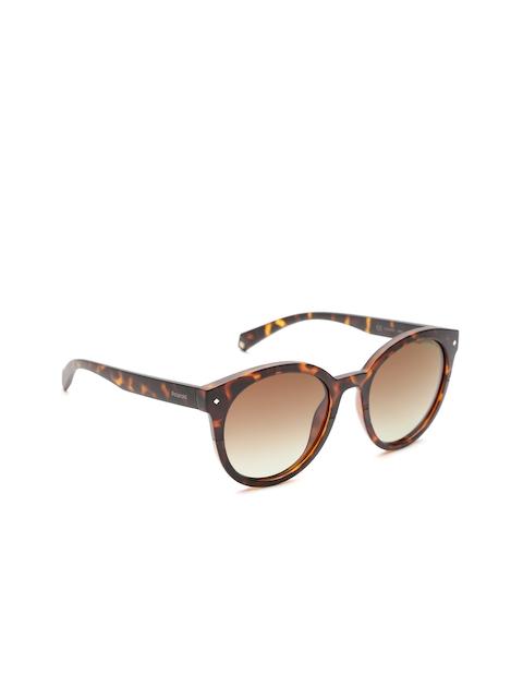 Polaroid Women Polarised Oval Sunglasses PLD 6043/S 086 51LA