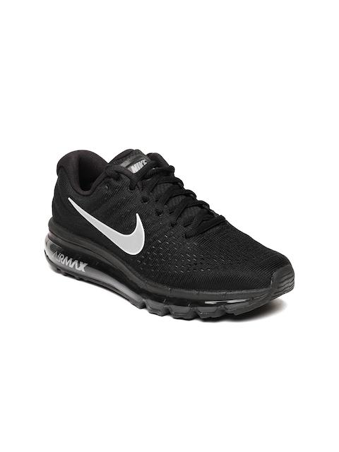 Nike Women Black Air Max 2017 Running Shoes