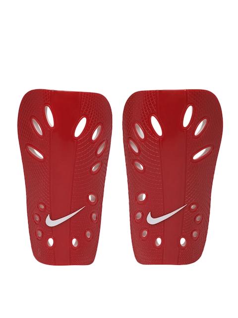 Nike Unisex Red J Guard Shin Guards