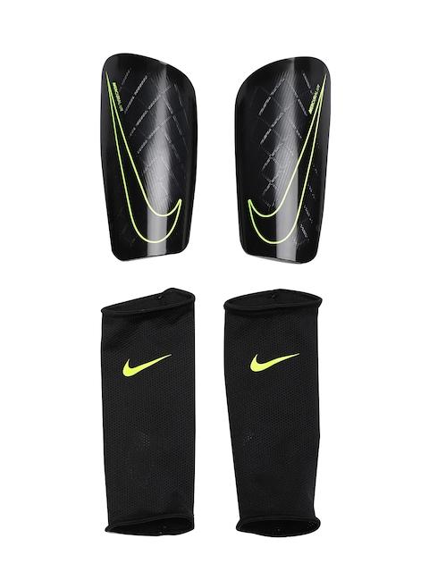 Nike Unisex Black Mercurial Lite Shin Guards