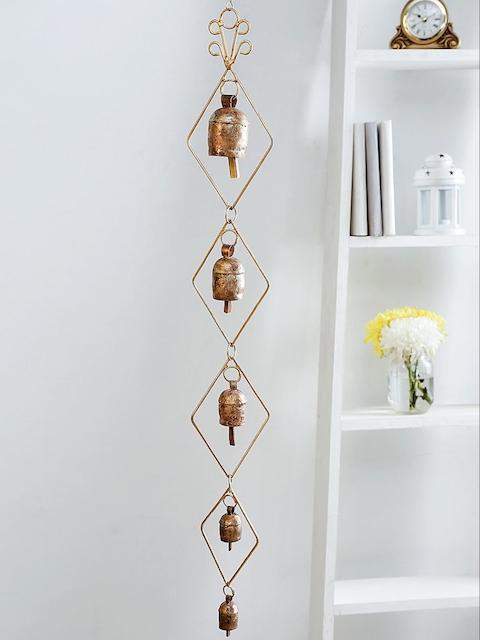 Unravel India Copper Handmade Decorative Windchime