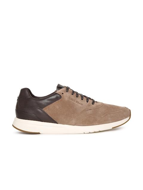 Cole Haan Men Brown Sneakers