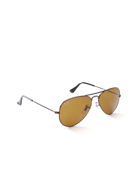 Ray-Ban Men Aviator Sunglasses 0RB3025I-0145