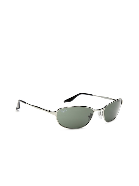 Ray-Ban Men Oval Sunglasses 0RB3023I
