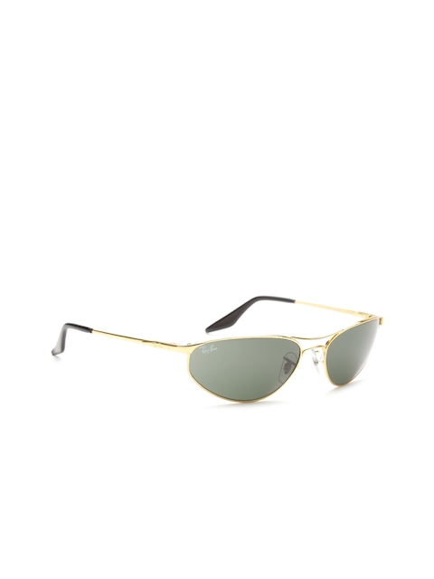 Ray-Ban Men Oval Sunglasses 0RB3131I