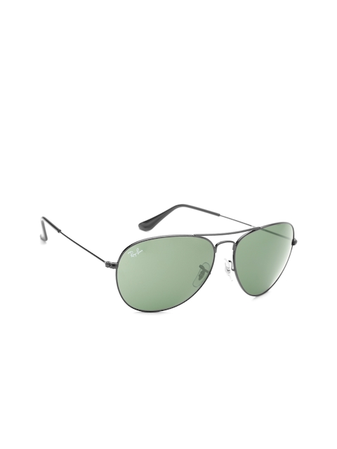 Ray-Ban Men Aviator Sunglasses 0RB3432I