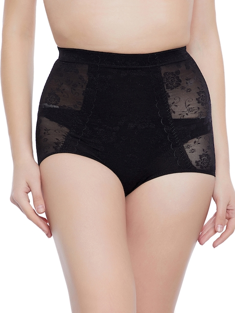 Clovia Black Tummy Tucker Shaper Brief
