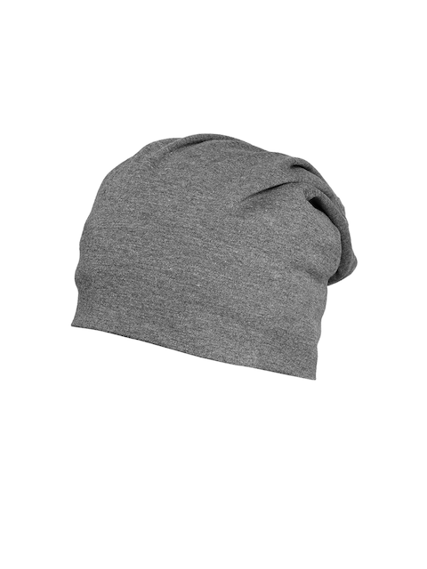VIMAL Women Grey Solid Beanie