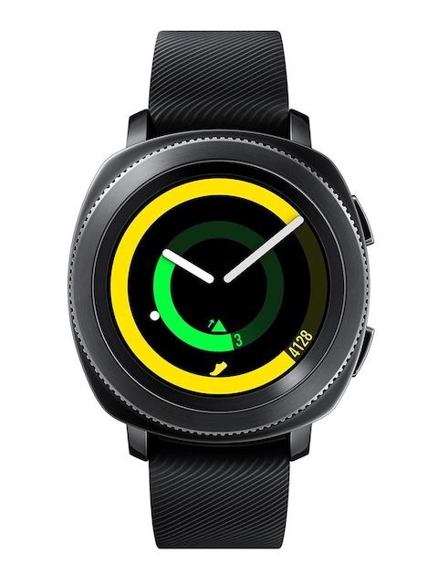 Samsung Unisex Black Gear Sports Smart Watch SM-R600NZKA