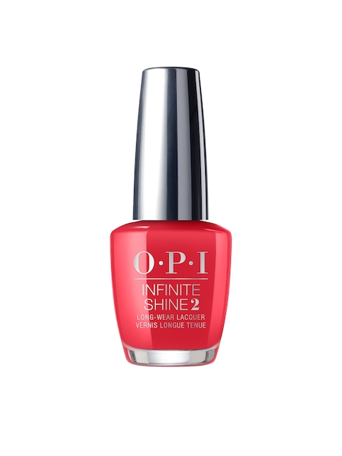 O.P.I Infinite Shine 2 Unrepentantly Red Nail Lacquer 15 ml