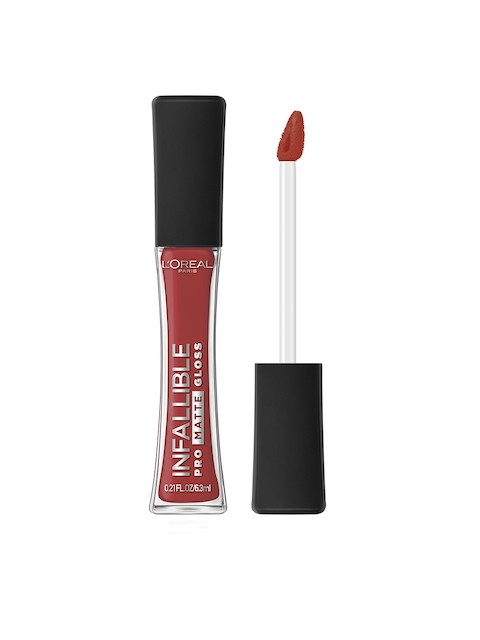 LOreal Infallible Pro Matte Nude Allude Lip Gloss 314