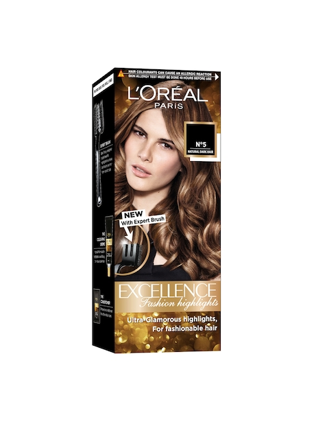 LOreal Women Excellence Fashion Highlights Honey Blonde Hair Color