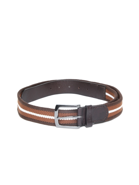 U.S. Polo Assn. Men Assorted Striped Belt