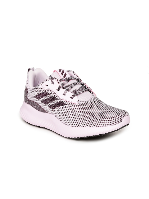 Adidas Women Pink ALPHABOUNCE Sports Shoes