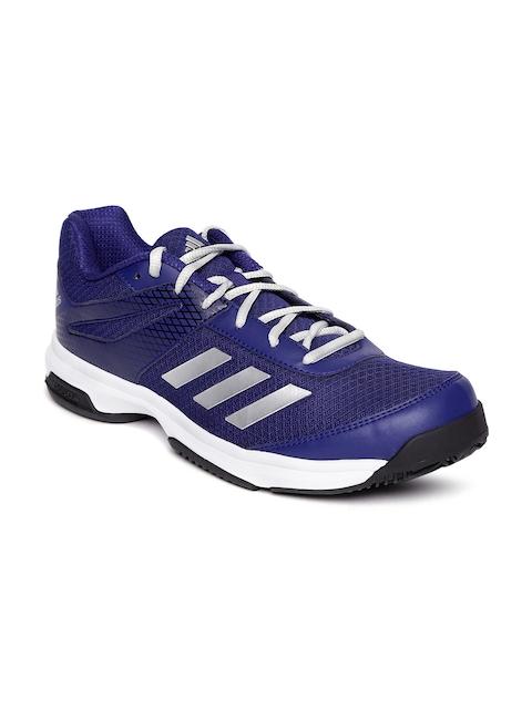 Adidas Men Blue UBER SCHALL Tennis Shoes