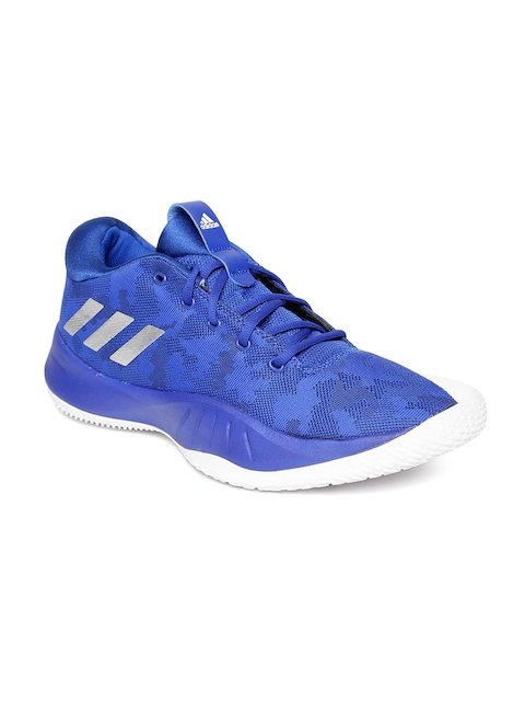 ADIDAS Men Blue NXT LVL SPD VI Basketball Shoes