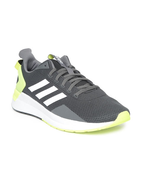 Adidas Men Black QUESTAR RIDE Running Shoes