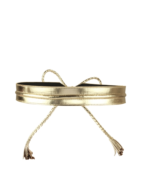 20Dresses Women Gold-Toned Braided Belt