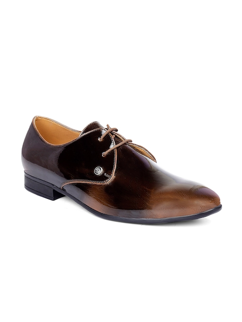 bacca bucci Men Brown Formal Brogues