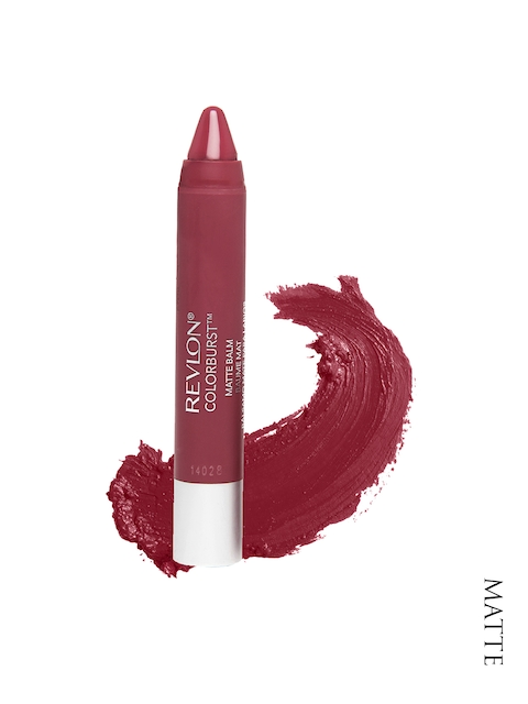 Revlon Color Burst Matte Lip Balm 2.7 GM Sultry