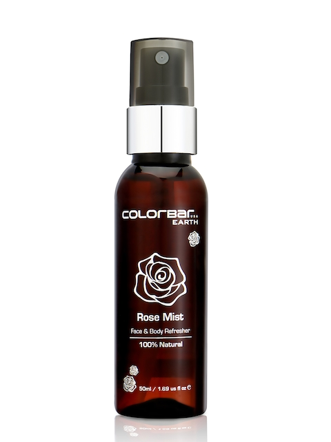 Colorbar 100% Natural Rose Mist Face & Body Refresher 50 ml