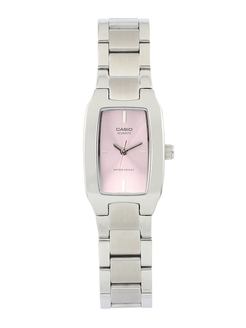 CASIO Enticer Women Pink Dial Watch (SH20) LTP-1165A-4CDF  available at myntra for Rs.2155