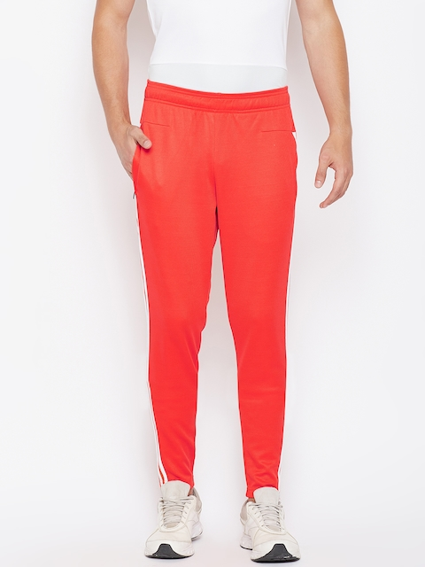 Adidas Men Orange ID RFB TIRO Track Pants