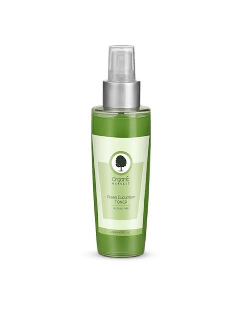 Organic Harvest Unisex Green Cucumber Toner 125 ml