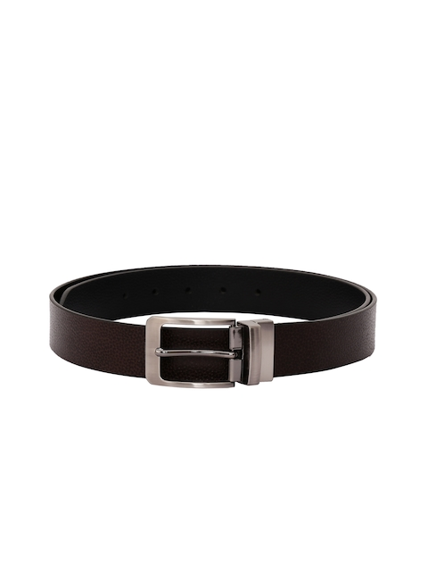 CHISEL Men Brown Textured Belt