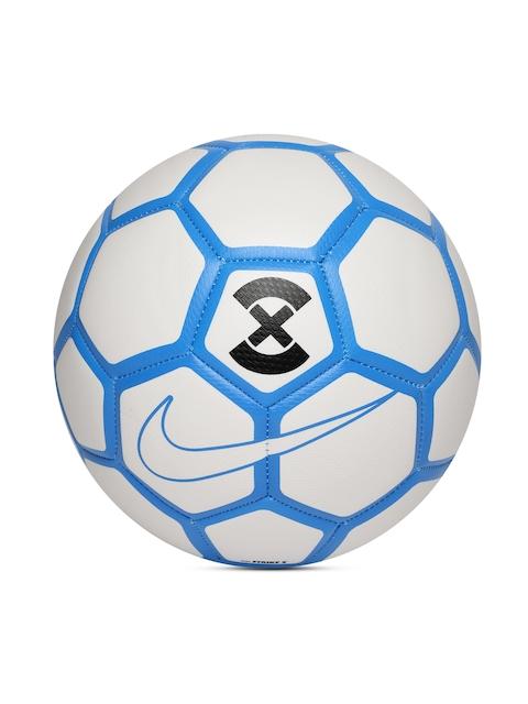 Nike Unisex Blue & White STRK X Printed Football