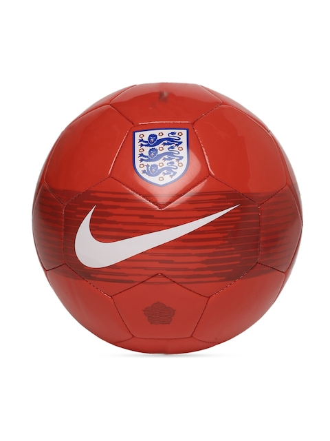 Nike Unisex Red ENT NK Printed Football