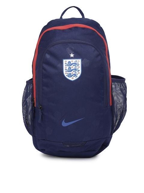 Nike Unisex Navy Blue Backpack